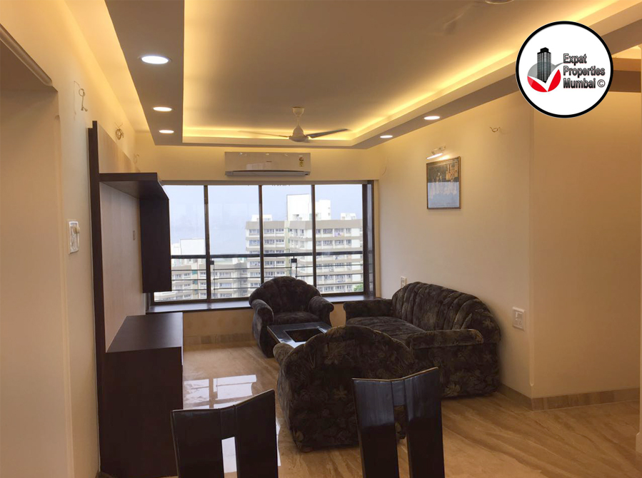 Exclusive Well Furnished 2 Bhk Apartment For Rent In Bandra