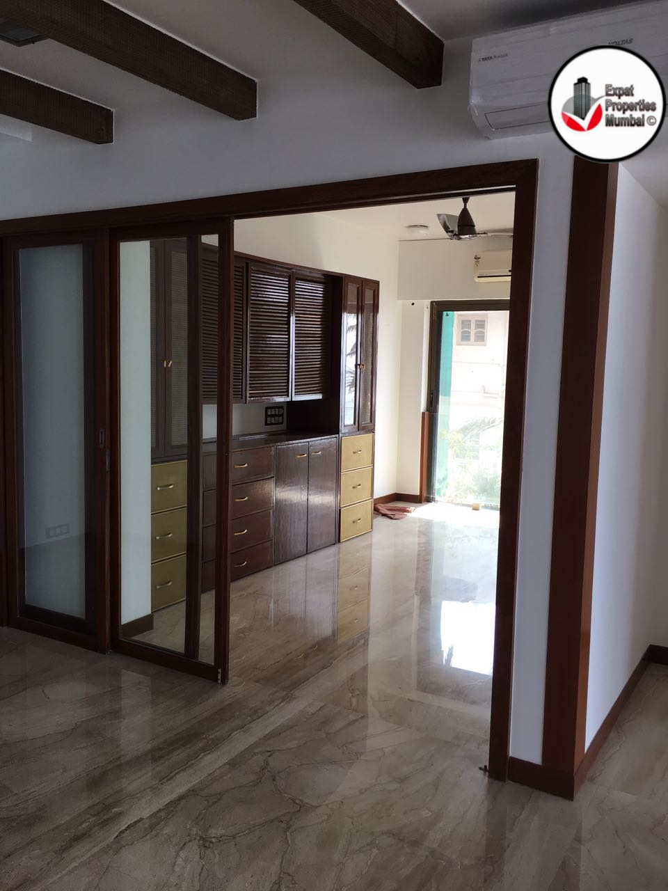 3 Bhk Apartment For Rent In Juhu 1500 Sq Ft Carpet Area