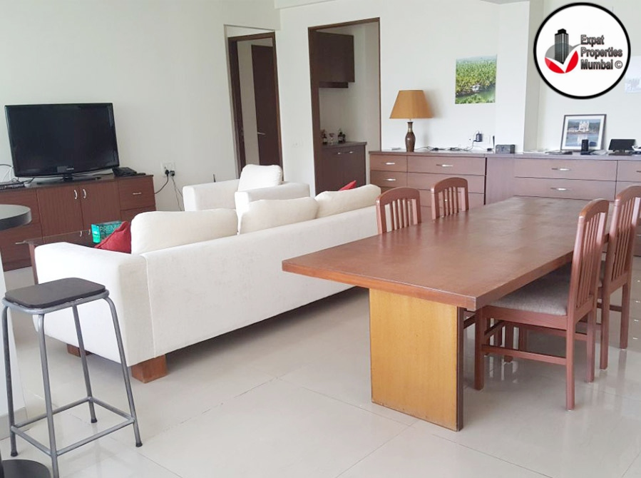 3 BHK Fully Furnished Apartment for rent in Pali Hill Bandra