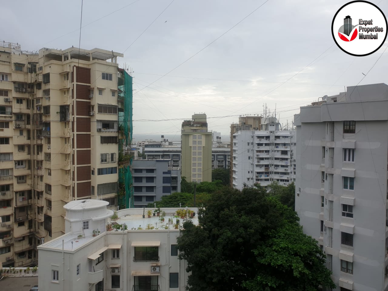 5 BHK Expat Standard Apartment for Rent in Pali Hill Bandra